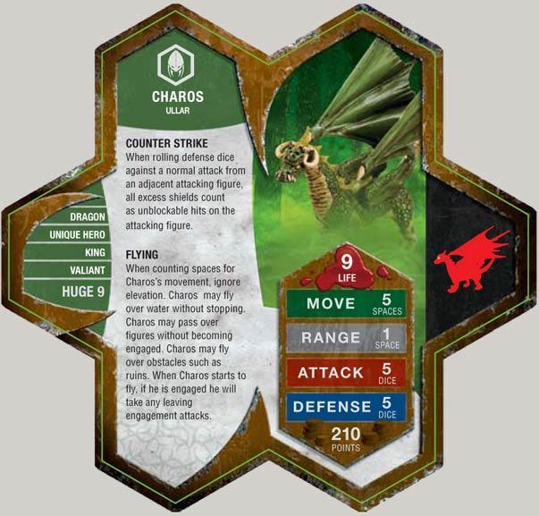 Othkurik the Black Dragon Miniature Heroscape - Heroscape: Master ...