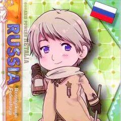 Chibi Russia