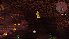 how to find blaze in the nether