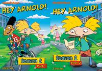 Season 2 DVDs