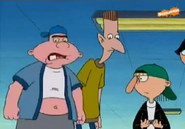 Harold, Stinky and Sid (Deconstructing Arnold)