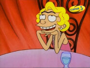 Sophisticated Helga