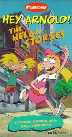 Image - The Helga Stories VHS.jpg   Hey Arnold Wiki ...