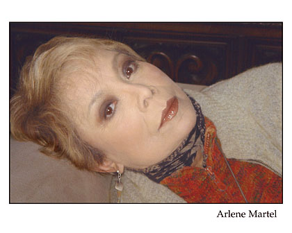 arlene martel measurements