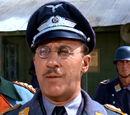 Captain Fritz Gruber