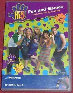Hi 5 Games