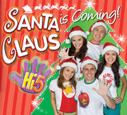 Hi-5 xmas 2009 santa claus is coming