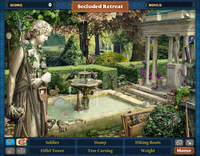 Scene Secluded Retreat-Screenshot