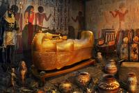 FastFind Tut's Tomb-Empty