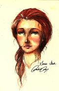 Sansa Stark by Duhita Das©