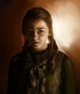 Arya Stark by Anja Dalisa©