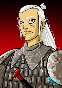 Rey Aegon VI Targaryen