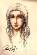 Daenerys Targaryen by Duhita Das©