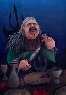 Lord Lamprey by ~acazigot©