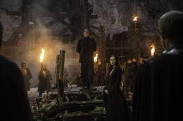 Melisandre sacrificio Mance HBO.jpg