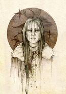 Lady Corazón de Piedra by Elia Mervi©