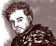 Robb Stark by Juliana P©