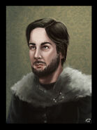 Eddard Stark by Majoh©