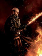Stannis Baratheon by Magali Villeneuve, Fantasy Flight Games©