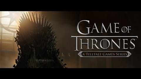 Videojuego Game of Thrones - Hablan los actores de la serie
