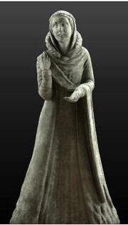 Lyanna Stark cripta.JPG
