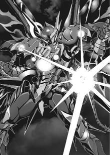 DxD V22 illustration 4