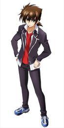 Issei uniform