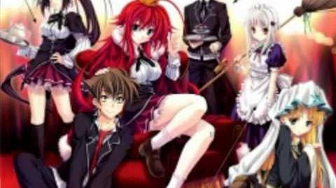 Highschool DxD OST Disk 2 OST - 13 Kagayaki