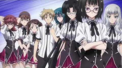 High school dxd new op 2