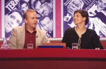 File:Ian Hislop and Rebecca Front.jpg