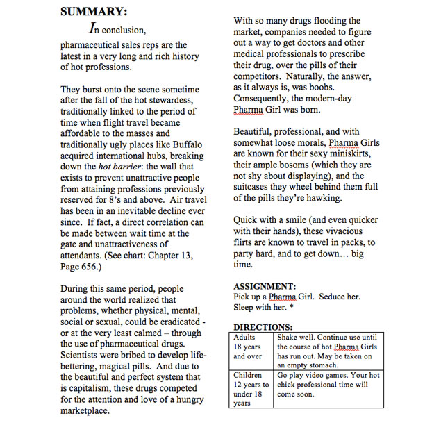 Barneys blog pharm girls blog