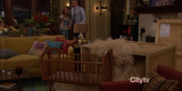 Marshall and Lily's apartment