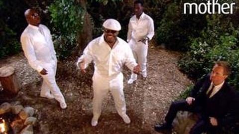 How I Met Your Mother - Boyz II Men Slap Song