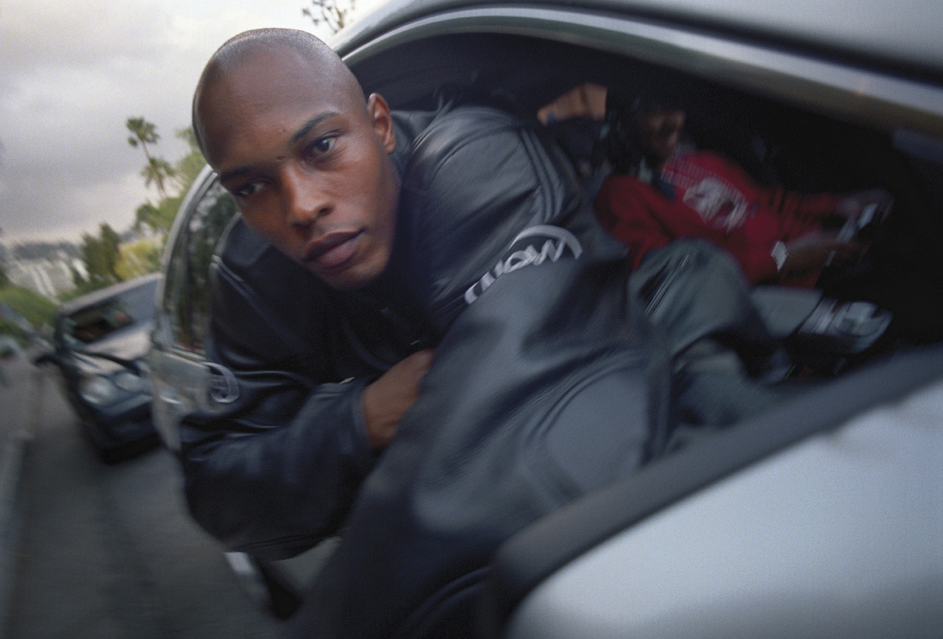 sticky fingaz - man up