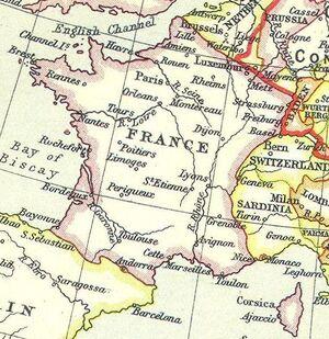 France 1815