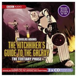 Tertiary Phase CD cover