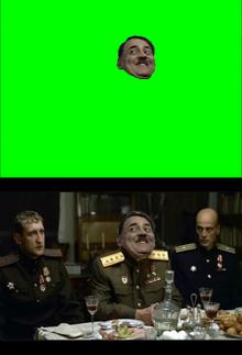 Green Screen Chroma Key