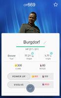 Bunkemon Stat Card Burgdorf