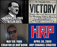 HRP Conspiracy