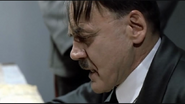 Original Bunker Scene Hitler asking Keitel Jodl Krebs and Burgdorf to stay