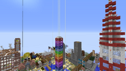 UMS big towers