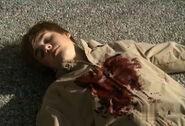 Justin Bieber shot on CSI