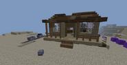 UMS dessert hut