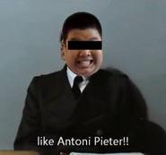 AntoniPieterOnPros&ConsOfBeingAnUnterganger