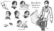 Krebs characterdesign