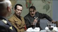 Hitler Explains scene hand gesture 2 goebbels stares