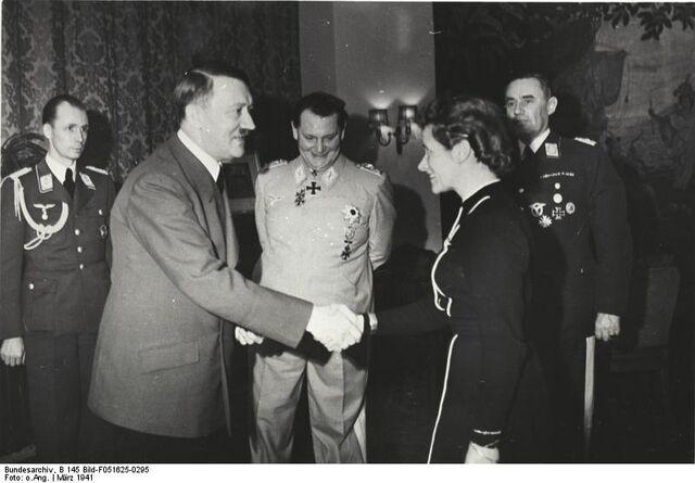 File:Below Hitler Goring Reitsch March 1941.jpg