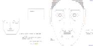 Hitler ASCII art