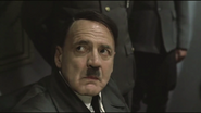 Hitler listening Intently