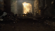 Battle Scenes - Soviets advancing on Berlin streets at night